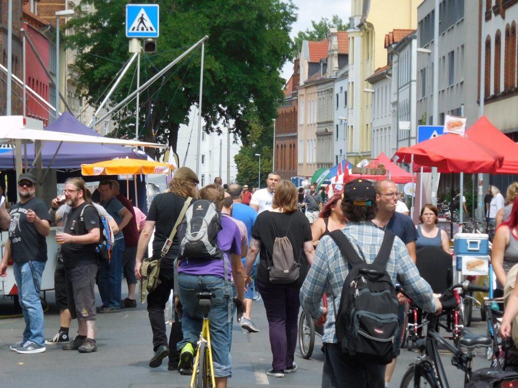 Stadtteilfest Lust auf Linden-Süd 22. Juni 2019